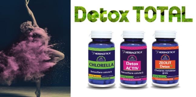 10 motive pentru detoxifierea organismului!