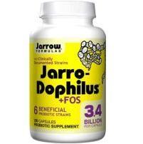 Dublu la acelasi pret in probioticul Jarro-Dophilus+FOS