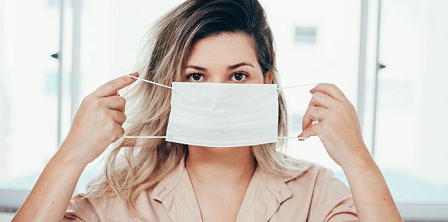 Obligativitatea purtarii mastii de protectie, a triajului epidemiologic si dezinfectarea obligatorie a mainilor pentru prevenirea contaminarii cu virusul SARS CoV-2 pe durata starii de alerta