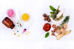 Antibiotice si analgezice naturale
