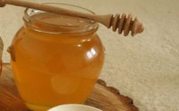 Peeling cu vin si miere