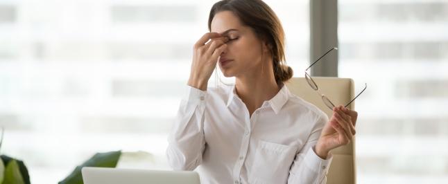 Migrena oculara si stelele verzi (vederea caleidoscopica)