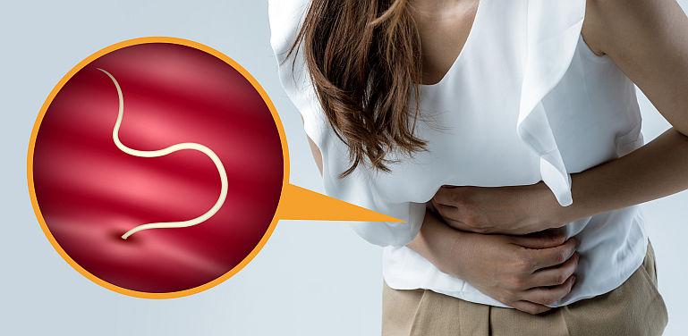 Cum se manifesta infectiile cu paraziti intestinali?