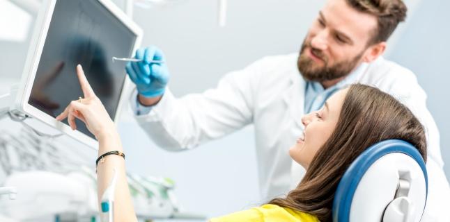 Parodontoza - boala care macina dintii