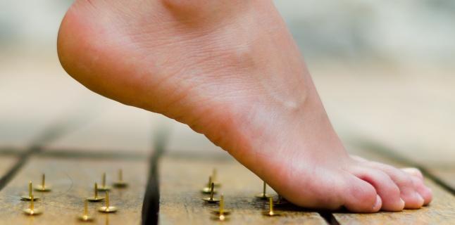 Piciorul diabetic, complicatia cronica a diabetului zaharat