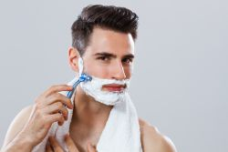 Ingrijirea pielii la barbati