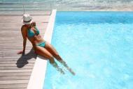La ce riscuri te expui cand mergi la piscina