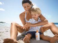 Eucerin iti aduce cea mai noua si eficienta formula biologica de protectie solara pentru pielea copiilor