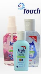 Touch te protejeaza de bacteria E.Coli