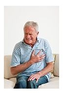 Primul ajutor in durerea precordiala (angina pectorala)