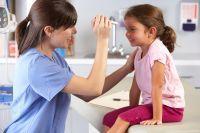 Primul ajutor in leziuni oculare la copii