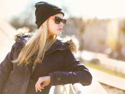 Protectia ochilor in timpul iernii