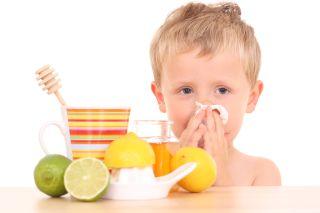 Diferenta dintre viroza, gripa si bronsita la copil