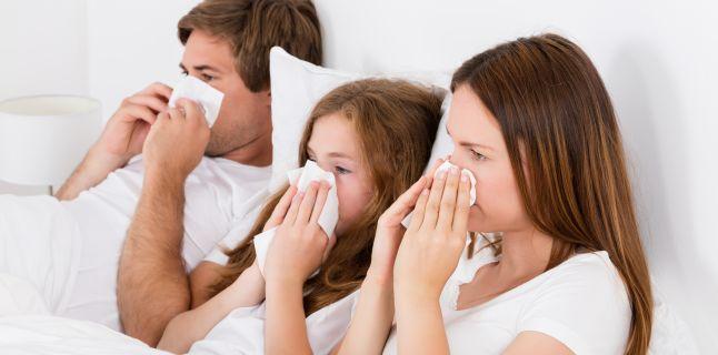 Cum deosebesti raceala de gripa?