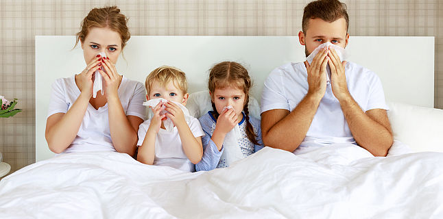 Virozele respiratorii si gripa: cum ne protejam