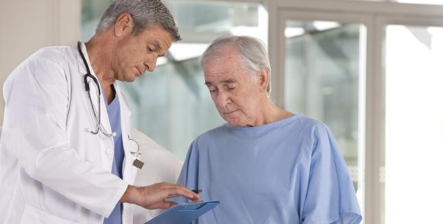 Există o erecție după operația de prostată