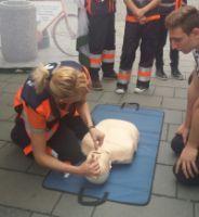 Societatea de Salvare Bucuresti a invatat peste 300 de  bucuresteni tehnici de resuscitare de Ziua Europeana a Resuscitarii