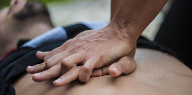 Efectuarea resuscitarii cardio-pulmonare