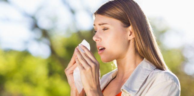 Rinita alergica sezoniera