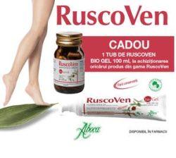 Ruscoven, sanatate si confort pentru picioarele tale!