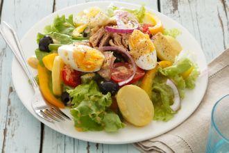 Salata cu cod