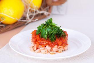 Salata de ton marinat