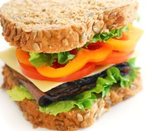 Sandwich dietetic