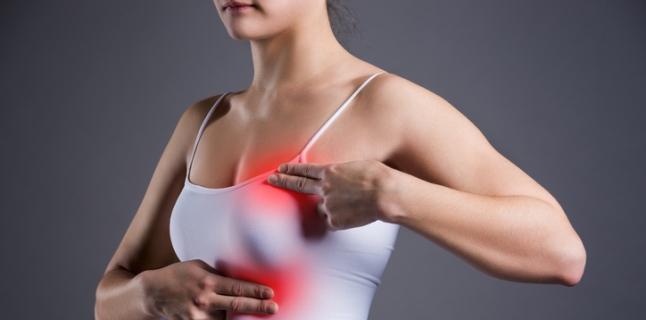 Cauzele ce produc sensibilitate la nivelul sanilor