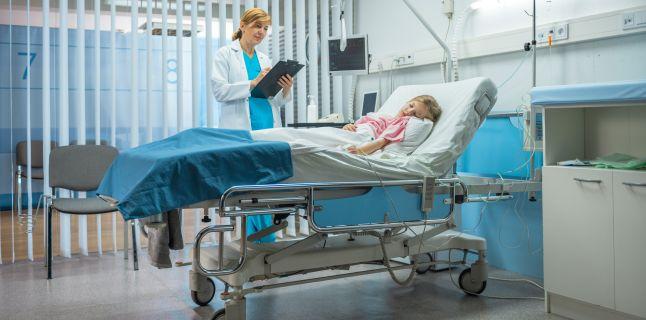 Deschiderea sectiei de Endocrinologie pediatrica din cadrul Institutului Parhon