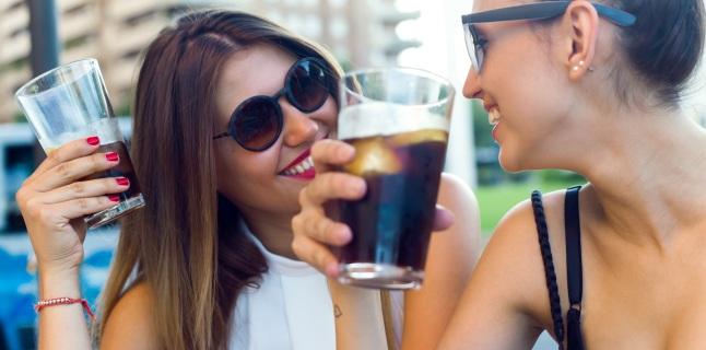 Adevarul despre bauturile dietetice carbogazoase