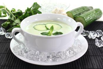 Supa de castravete