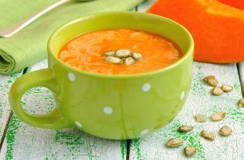 Supa de toamna cu dovleac
