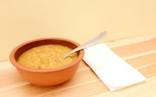 Supa de linte si morcovi