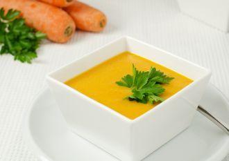Supa simpla de morcovi