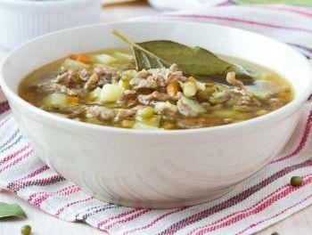 Supa de legume in stil indian