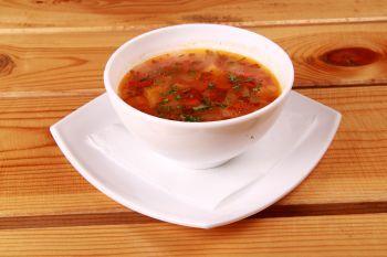 Supa de vita cu legume