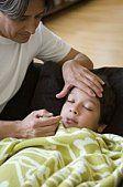 Febra la copii - semnal de alarma?