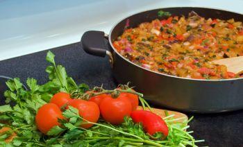 Tocanita de legume dietetica