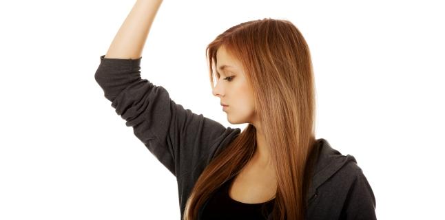 Transpiratia excesiva, semn al unor afectiuni grave