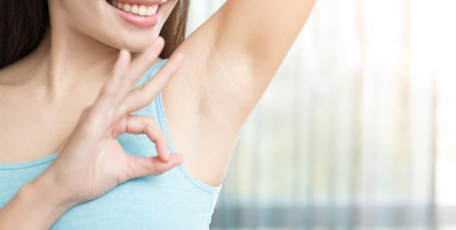 Transpiratia excesiva: cauze si cum o controlam