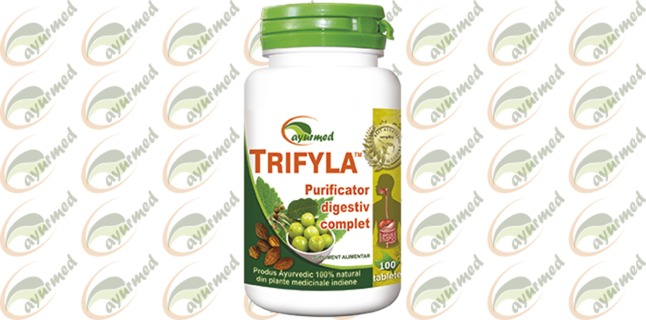 TRIFYLA – protector digestiv complet