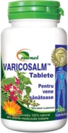 VARICOSALM, remediul ayurvedic natural pentru varice