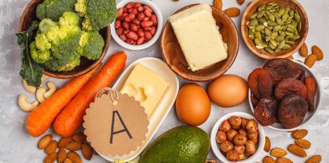 vitamine pentru fructe de vedere