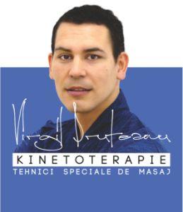 Kinetoterapia manuala de varf cu echipa Virgil Pruteanu