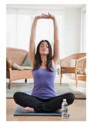 6 pozitii de yoga pentru incepatori