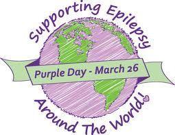 Marcam pentru prima data si in Romania Ziua Mondiala a Epilepsiei - Purple Day